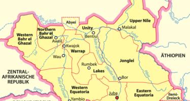 Sud Sudan. Il rumore dei passi nella savana