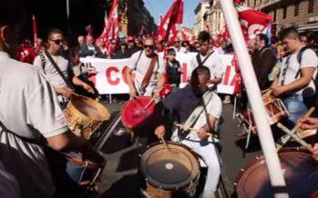 Oggi a Roma contro i voucher. La piazza dei nostri laburisti