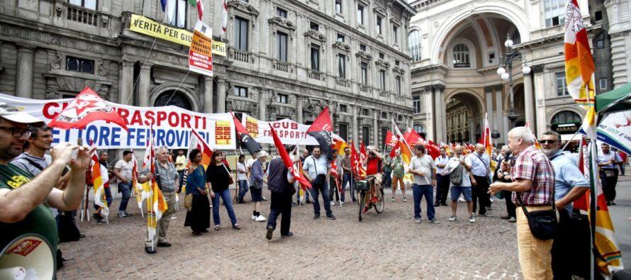 Sciopero trasporti e logistica, Renzi vuole riscrivere la legge