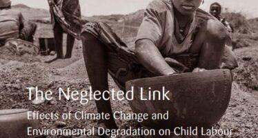 Climate change: la causa di morte di 1,7 milioni di bambini all'anno
