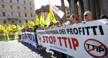 Ratifica affrettata dell'Italia, basta con il silenzio sul Ceta