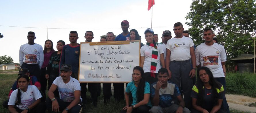 Guerrillas and the Attorney General, the big difference