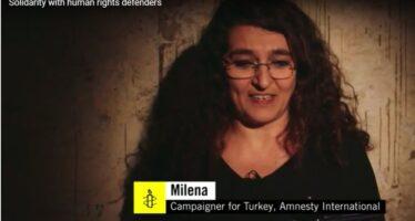 Turchia. Amnesty International dietro le sbarre, prima udienza a dicembre