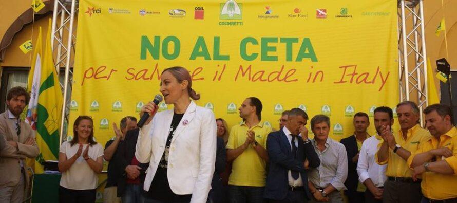 No Ceta o no voto: i candidati firmino il decalogo contro il Trattato di libero scambio