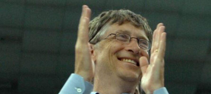 «Aiutiamoli in Africa» nella versione del filantropo Bill Gates
