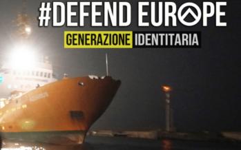 I fascisti di Génération identitaire assaltano la sede di Sos Méditerranée