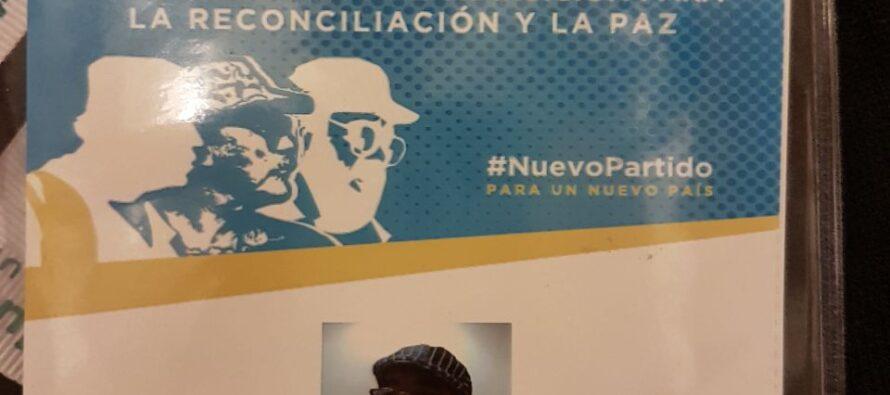 Le FARC-EP colombiane diventano partito politico