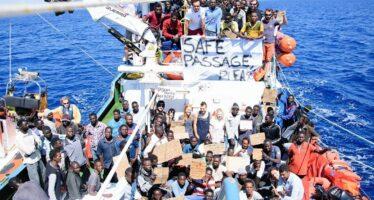 Migranti. Va In mille pezzi il «Codice Minniti» e l'accordo con la Libia