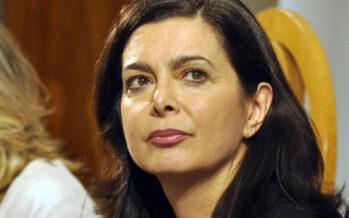 Laura Boldrini: «Salvini predica odio, il Pd dica no al regalo delle navi ai libici»