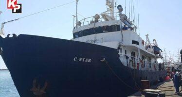 La nave della destra identitaria che «vuole combattere le Ong in mare»