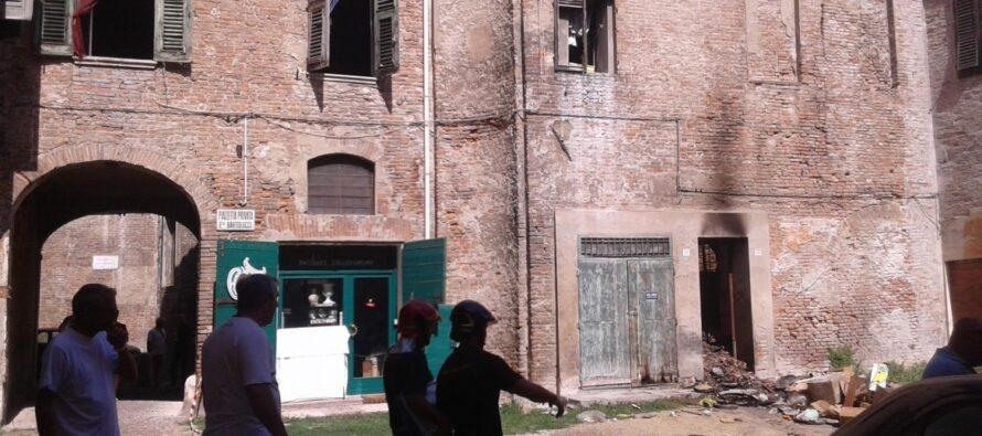 A Ferrara strage in famiglia per lo sfratto
