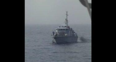 «Attaccati dai libici, hanno sparato contro la nostra nave»