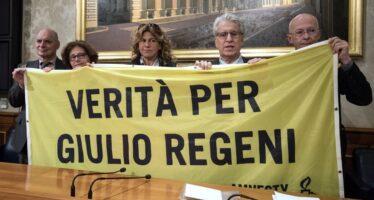 Giulio Regeni, dal ministro Alfano un colpo di spugna