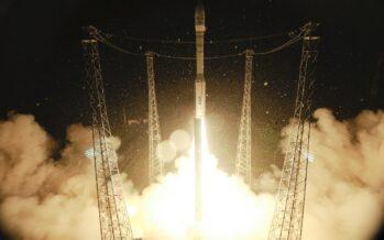 Lanciato Opsat-3000, primo satellite-spia italiano