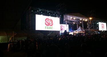 Las FARC se convierten en partidos políticos para la alternativa