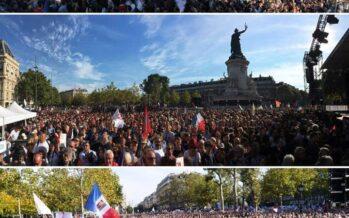 A Parigi prova di forza di Mélenchon contro il governo Macron