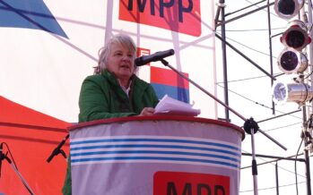 Uruguay. L'ex guerrigliera Lucía Topolansky nuova vicepresidente