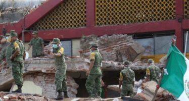 Terremoto in Messico, si temono mille morti