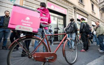 Torino, sei rider portano Foodora in tribunale