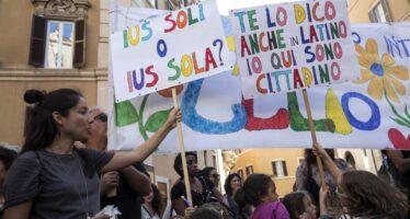 «Cittadinanza Day». Manifestazioni in piazza a favore dello ius soli