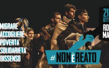 Don Luigi Ciotti: «Diciamolo forte, migrare non è reato»
