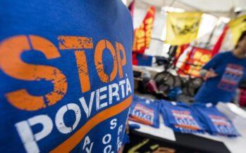 Contro la povertà il lavoro non basta, serve il reddito di base