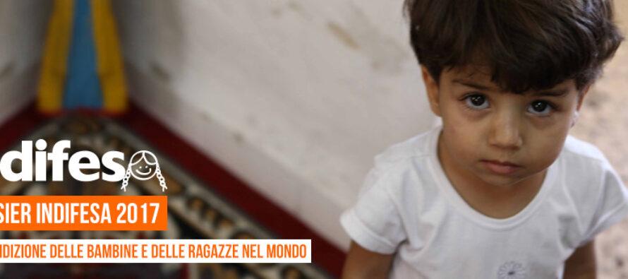 Quando l'infanzia è un inferno: 120 milioni di ragazze vittime di violenza
