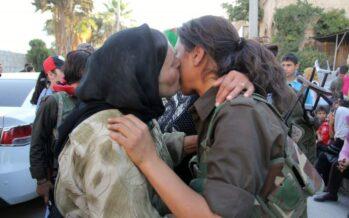 Le donne curde di Rojava: «Il tempo dei nostri diritti è oggi»