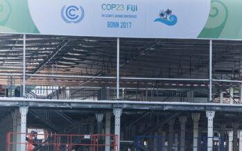 Al vertice di Bonn i Grandi spengono i riflettori sul capezzale del clima