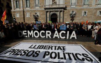 Sciopero generale in Catalogna, i sindaci a Bruxelles da Puigdemont
