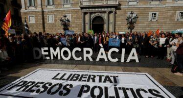 Vendetta di Madrid contro la Catalogna con il trucco della «legalità»