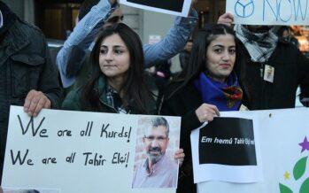Tahir Elçi. ON A DAY THIS WEEK, IN NOVEMBER, 2015