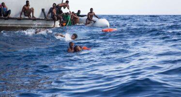 Migranti. Ennesimo naufragio nel mare di Libia