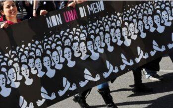 In tutta Italia, un sostegno deciso alla lotta delle donne