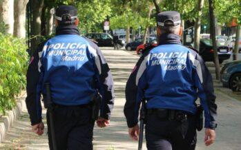Nella polizia di Madrid un gruppo nazista