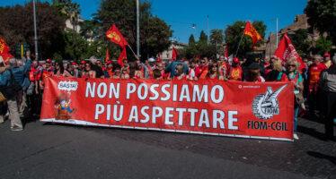 Anche la Fiom domani manifesta a Macerata: «Ma nessuna divisione con la Cgil»