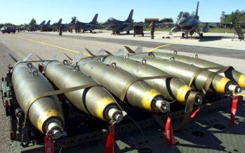 Bombe italiane sul popolo yemenita. Che dice il sindacato?