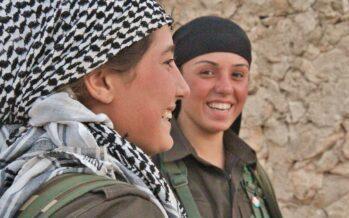 Donne nella rivoluzione e nella ricostruzione di Kobanê