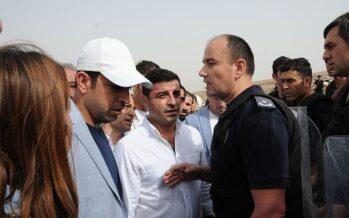 TURKEY ON TRIAL a.k.a. The Trial of Selahattin Demirtaş
