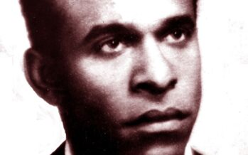 Frantz Fanon. ON A DAY THIS WEEK in December, 1961