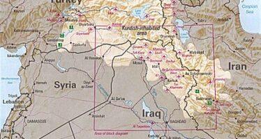 Kurdistan earthquake:Politics create roadblocks to relief