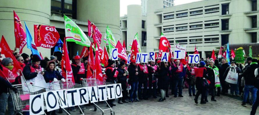 Primavera calda: due mesi di scioperi in fabbrica, scuola, trasporti e P.A.