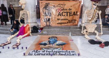 Acteal non si arrende. Dopo 20 anni il massacro ancora impunito