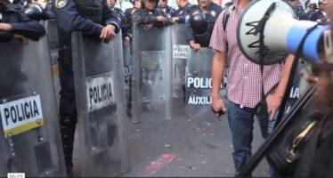 Con la nuova legge di sicurezza, stato di polizia in Messico