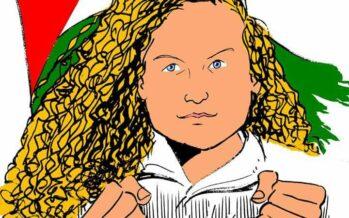 Per Ahed Tamimi il giudice militare israeliano vuole il processo a porte chiuse