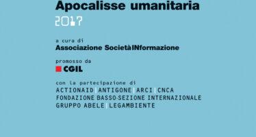 Venerdì 12 gennaio a Lecce il Rapporto sui diritti globali