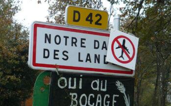 Vincono gli ambientalisti: l'aeroporto di Notre-Dame-des-Landes non si farà