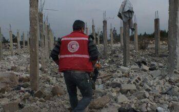 La Turchia fa ancora strage di civili ad Afrin, primi aiuti a Ghouta est