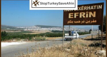 Statement of the Democratic Self Administration of Rojava in relation to the attacks on Afrin