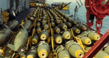 Ancora bombe italiane inviate dalla Sardegna per la guerra in Yemen